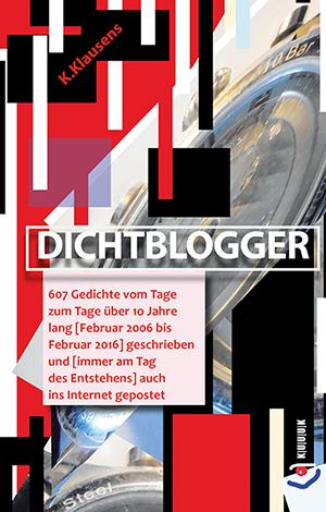 Dichtblogger = Buch von Klausens = ISBN 978-3-939832-86-7