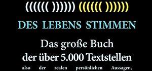 Todesecho. Des Lebens Stimmen = Buch von Karl Brahmwald = 978-3-939832-71-3